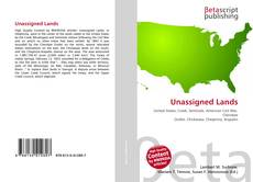 Bookcover of Unassigned Lands