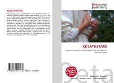 XDEATHSTARX的封面