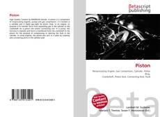 Bookcover of Piston