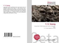 T. V. Soong kitap kapağı