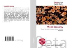Portada del libro de Wood Economy