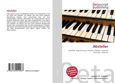 Bookcover of Absteller
