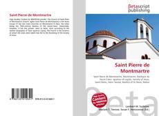 Bookcover of Saint Pierre de Montmartre