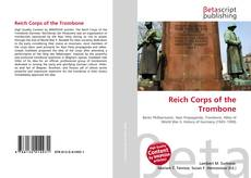 Portada del libro de Reich Corps of the Trombone