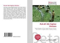 Buchcover von PLA-AF 4th Fighter Division