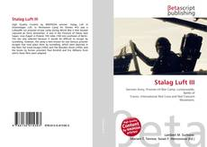 Bookcover of Stalag Luft III