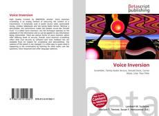 Buchcover von Voice Inversion