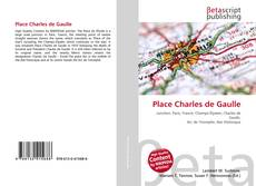 Bookcover of Place Charles de Gaulle
