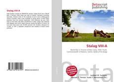 Portada del libro de Stalag VIII-A