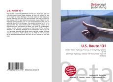 Bookcover of U.S. Route 131
