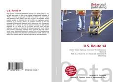 Bookcover of U.S. Route 14