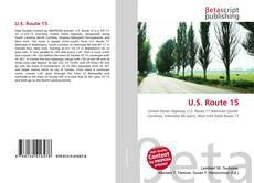 Bookcover of U.S. Route 15