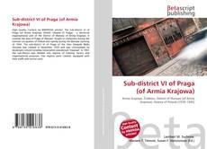 Bookcover of Sub-district VI of Praga (of Armia Krajowa)