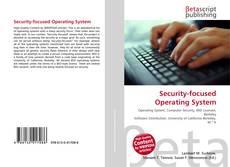 Portada del libro de Security-focused Operating System