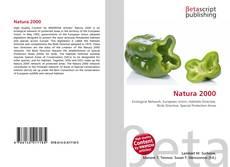 Capa do livro de Natura 2000