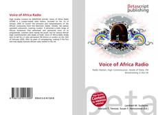 Copertina di Voice of Africa Radio