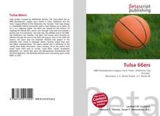 Capa do livro de Tulsa 66ers