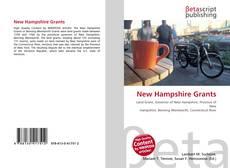 Capa do livro de New Hampshire Grants