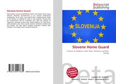 Bookcover of Slovene Home Guard