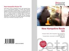 Portada del libro de New Hampshire Route 101