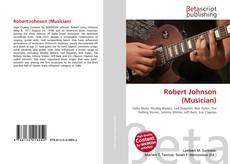 Обложка Robert Johnson (Musician)