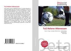 Capa do livro de TuS Helene Altenessen