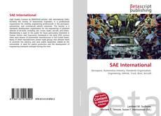 Copertina di SAE International