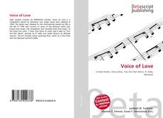 Bookcover of Voice of Love