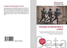 Couverture de Timeline of World War II (1941)
