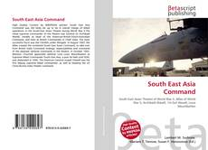 Bookcover of South East Asia Command