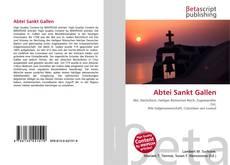 Portada del libro de Abtei Sankt Gallen