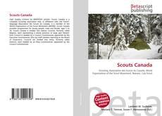 Capa do livro de Scouts Canada