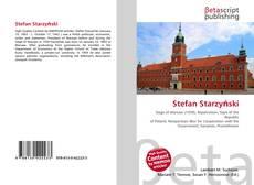 Portada del libro de Stefan Starzyński