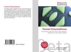 Bookcover of Tension Pneumothorax