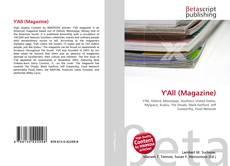 Capa do livro de Y'All (Magazine)