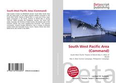Bookcover of South West Pacific Area (Command)