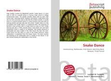 Bookcover of Snake Dance