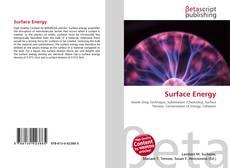 Surface Energy kitap kapağı