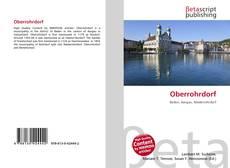 Обложка Oberrohrdorf