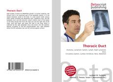 Bookcover of Thoracic Duct