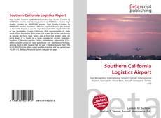 Couverture de Southern California Logistics Airport