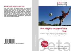 Capa do livro de PFA Players' Player of the Year