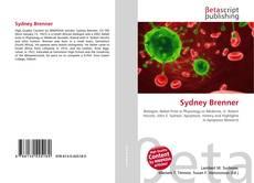 Bookcover of Sydney Brenner