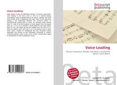 Bookcover of Voice Leading