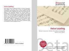 Обложка Voice Leading
