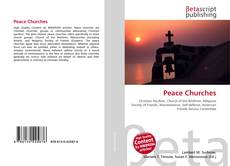 Capa do livro de Peace Churches