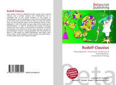 Обложка Rudolf Clausius