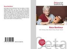 Buchcover von Rosa Bonheur