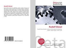 Buchcover von Rudolf Diesel