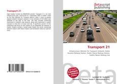 Bookcover of Transport 21